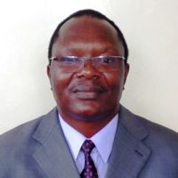 1 George Onyango Executive Director